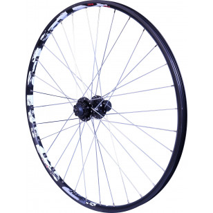 PAIRE DE ROUES VELOX® TRAXX Disc TUBELESS READY MOYEUX SHIMANO M475 DISC