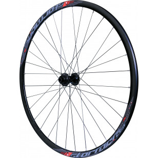 PAIRE DE ROUES VELOX® Mach1 TRAXX Disc TUBELESS READY MOYEUX SHIMANO M475 DISC