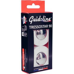 Guidoline Velox Tressostar 90 - Blanc VELOX G900 Guidoline®
