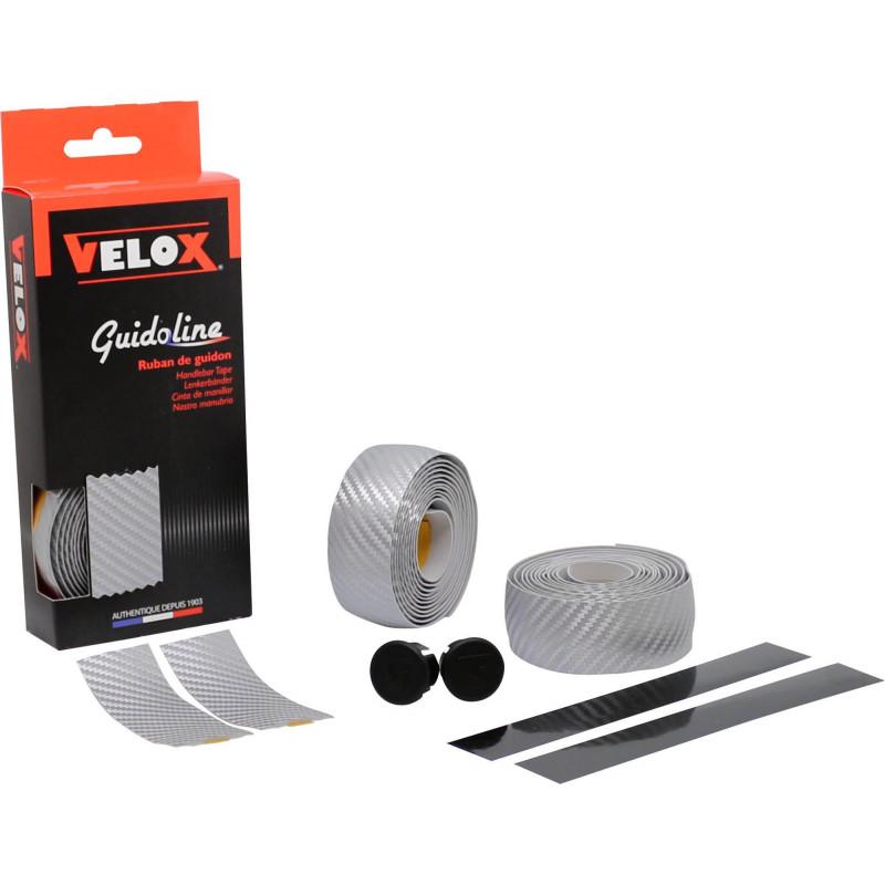 Guidoline Velox Carbone - Argent VELOX KIT675 Guidoline®