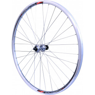 Roue Arrière Mach1 Road Runner Argent - Shimano Tiagra RS400 K7 10/11V Velox WH03505 Roues