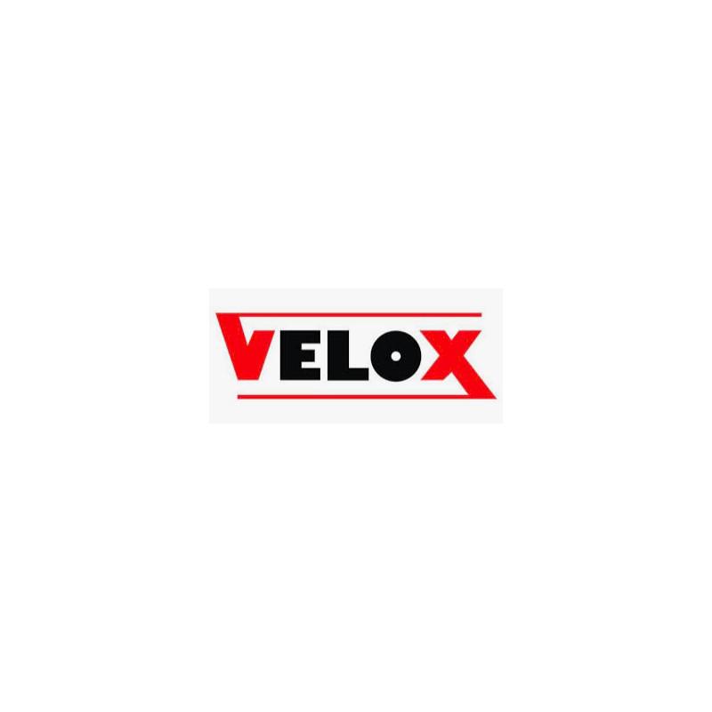 SACOCHE DE SELLE VELOX® VINTAGE SIMILI CUIR GRAINÉ NOIR/CARAMEL