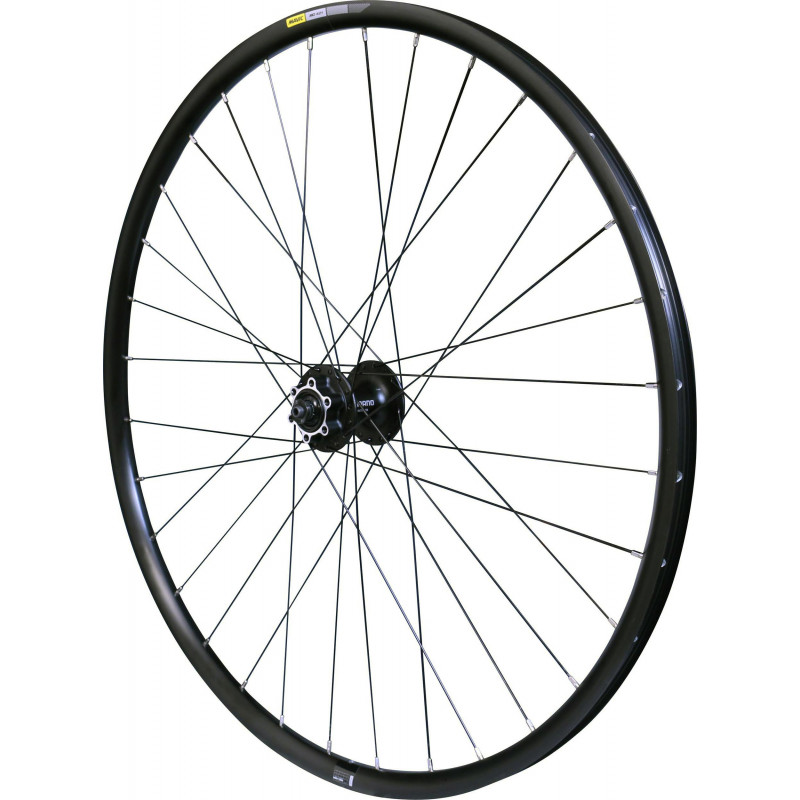 ROUE ARRIÈRE MACH1 GRAVEL Disc - VELOX ROAD Disc Loose Ball K7 10/11V
