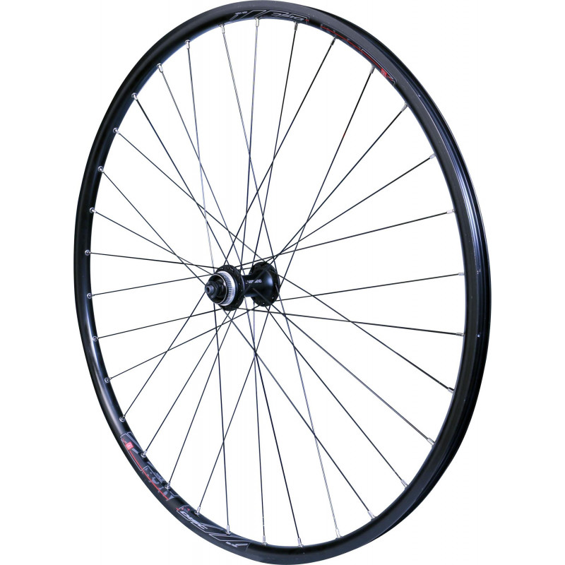 ROUE ARRIÈRE MACH1 TRAXX Tubeless - SHIMANO RM66