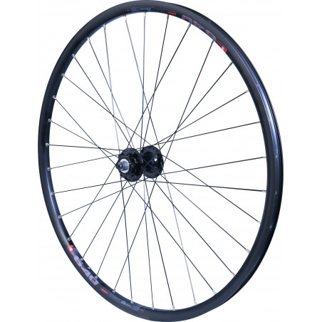 ROUE ARRIÈRE MACH1 TRAXX Tubeless - SHIMANO M475