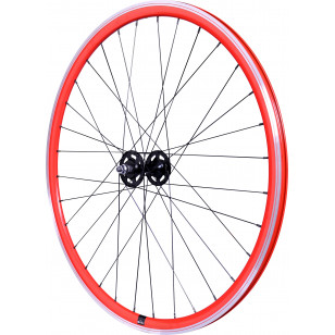Roue Avant Mach1 430 Rouge - Velox Track Velox WHPISTRED1 Roues