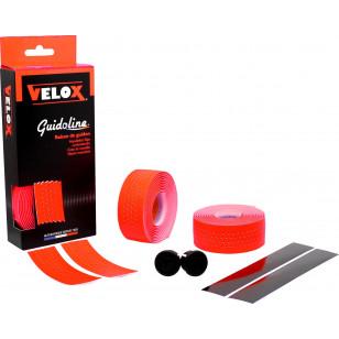 Guidoline Velox Fluo Grip - Rouge VELOX G309K Guidoline®