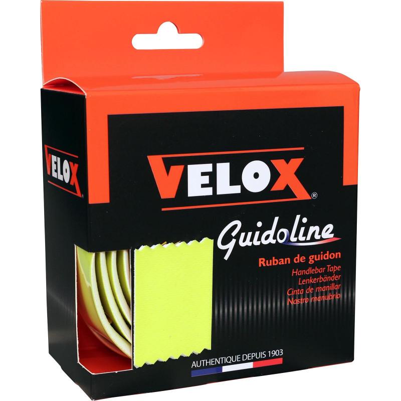 Guidoline Velox High Grip 3.5 - Jaune Fluo VELOX G312K Guidoline®