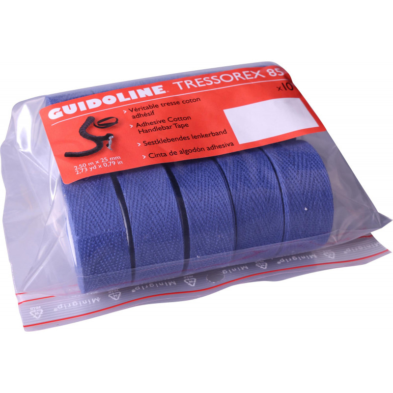 Guidoline Velox Tressorex 85 - Bleu Velox G850 Guidoline®