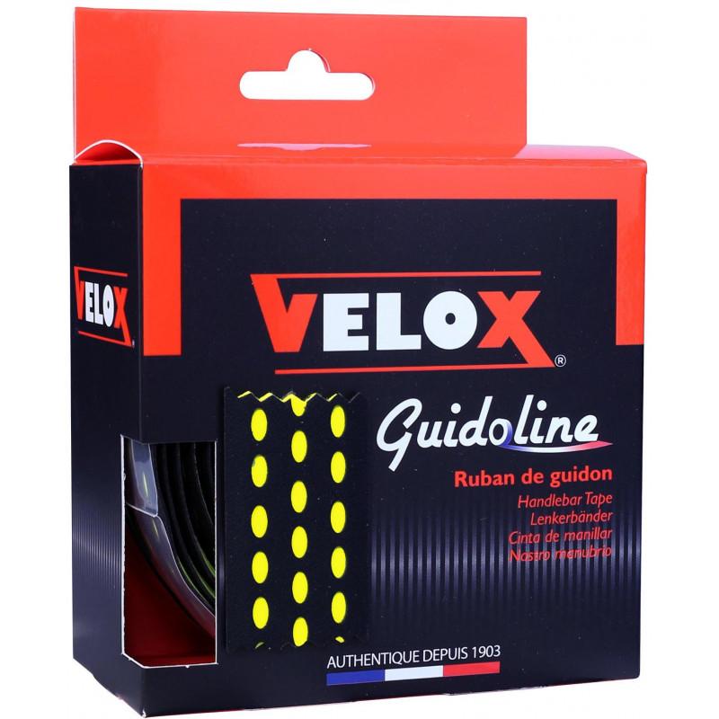 Guidoline Velox Bi-Color - Noir/Jaune VELOX G315K Guidoline®