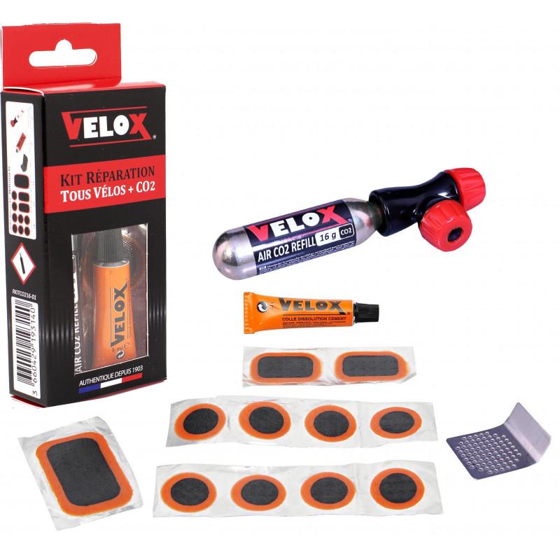 Kit Réparation CO2 Velox VELOX RKITCO201 Kits réparation
