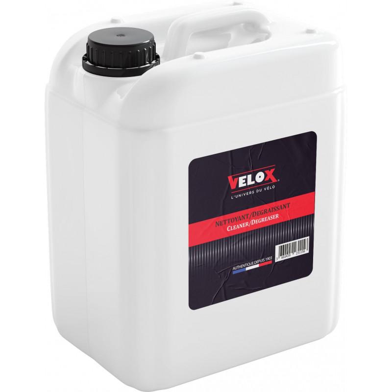 Nettoyant/Dégraissant Cadre et Transmission Velox - 5L Velox E500 Produits d'entretien