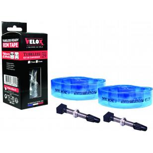 "Kit de Conversion Tubeless Velox VTT 29"" Velox FFLAP29 Fonds de jante"