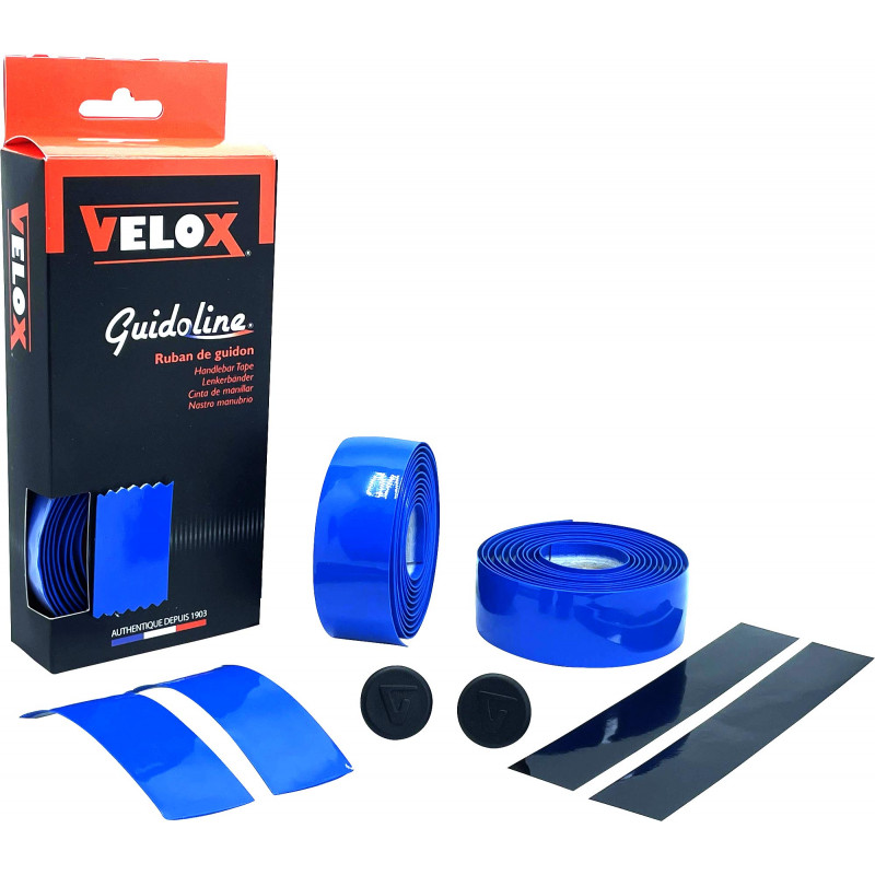 Guidoline Velox Gloss Classic - Bleu