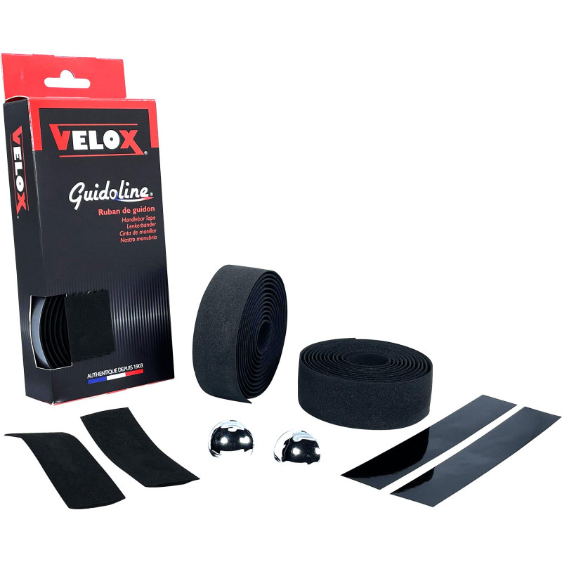 Guidoline Velox Maxi Cork - Noir
