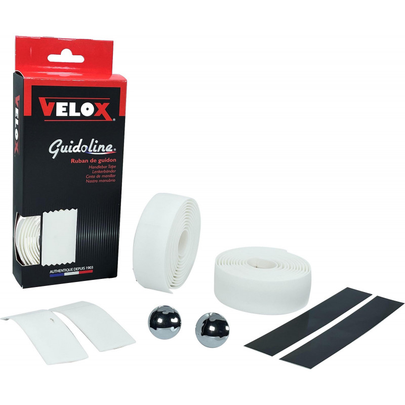Guidoline Velox Maxi Cork - Blanc