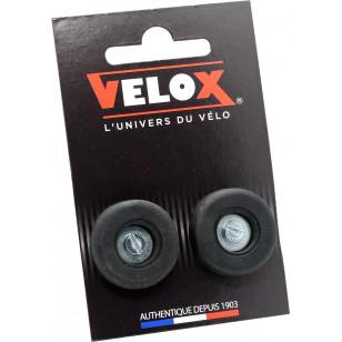Embouts de guidon caoutchouc Velox VELOX V024 Guidoline®