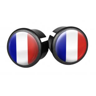 Embouts de guidon Velox - France VELOX V027K-FR Guidoline®