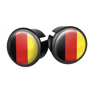 Embouts de guidon Velox - Allemagne VELOX V027K-DE Guidoline®